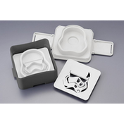 Star Wars Episode VII Pouch Sandwich Shaper First Order Stormtrooper