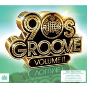 Various Artists - Ministry of Sound: 90's Groove Vol 2 CD