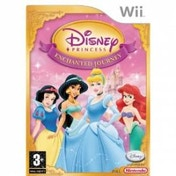 Disney Princess Enchanted Journey Game Wii
