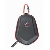 Asus ROG Ranger Compact Accessory Case, Removable Carabineer, Internal Pockets