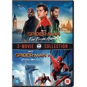 Spider-Man: Homecoming & Far From Home DVD