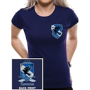 Harry Potter - House Ravenclaw Women's XX-Large T-Shirt - Blue