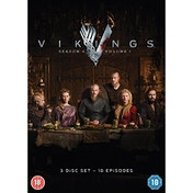 Vikings - Season 4 Part 1 DVD