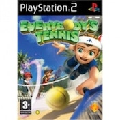 Everybodys Tennis Game PS2