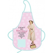 Apron - I Don't Do Housework