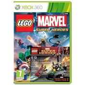 Lego Marvel Super Heroes with Iron Man vs Mandarin Toy Game Xbox 360