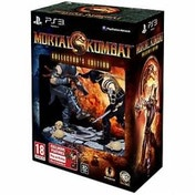 Mortal Kombat Collector's Edition PS3