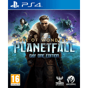 Age Of Wonders Planetfall Day One Edition PS4 Game