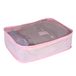 Suitcase Luggage Packing Cubes | Pukkr Pink - Image 3
