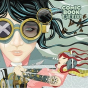 Comic Book Tattoo Tales Inspired by Tori Amos Paperback