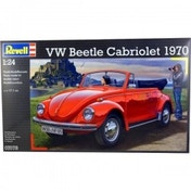 VW Beetle Cabriolet 1970 1:24 Revell Model Kit