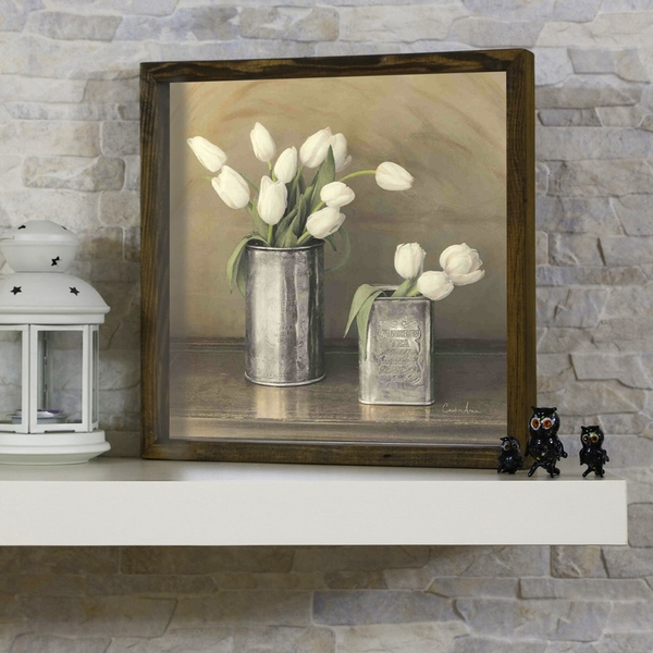 KZM450 Multicolor Decorative Framed MDF Painting