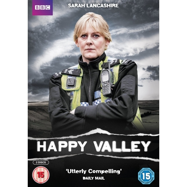 Happy Valley DVD