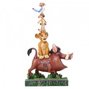 Balance Of Nature (The Lion King) Disney Traditions Figurine