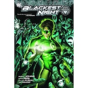 Green Lantern Blackest Night TP
