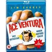 Ace Ventura: Pet Detective/Ace Ventura: When Nature Calls Blu-ray