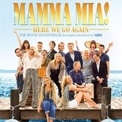 Mamma Mia! Here We Go Again Soundtrack Vinyl