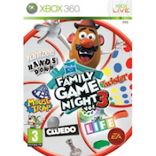 Hasbro Family Game Night 3 Game Xbox 360