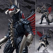 Bandai Godzilla Final Wars Gigan 2004 SH MonsterArts Action Figure
