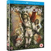 King Of Thorn Blu-ray & DVD
