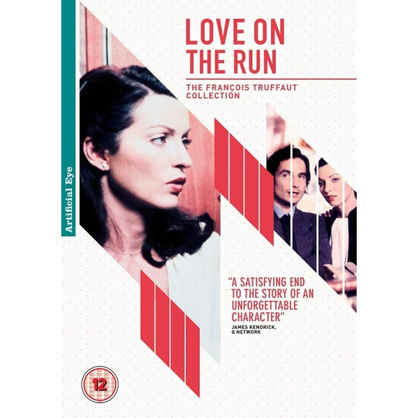Love On The Run (Aka L Amour En Fuite) DVD