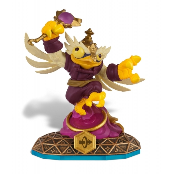 Hoot Loop (Skylanders Swap Force) Swappable Magic Character Figure - Image 1