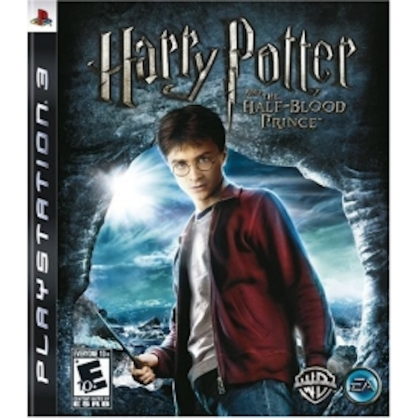 Harry Potter And The Half Blood Prince Game PS3