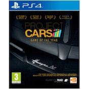 Project Cars Game Of The Year (GOTY) PS4 Game