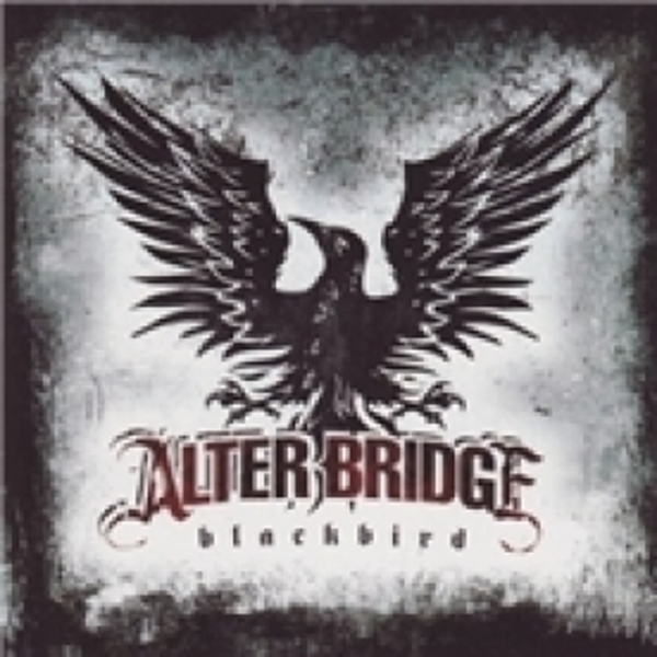 Alter Bridge Blackbird CD