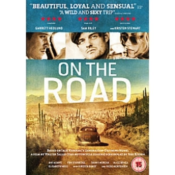On The Road DVD
