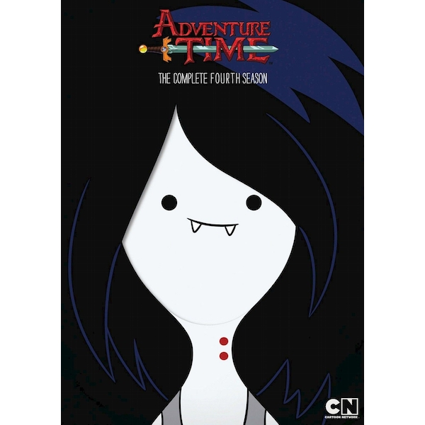 Adventure Time - The Complete Fourth Season Blu-ray