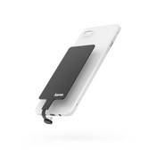 Hama Wireless Charging Receiver for smartphones, micro-USB, 800mA, black