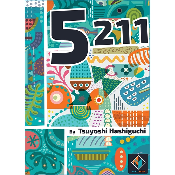 Image of 5211 Card Game