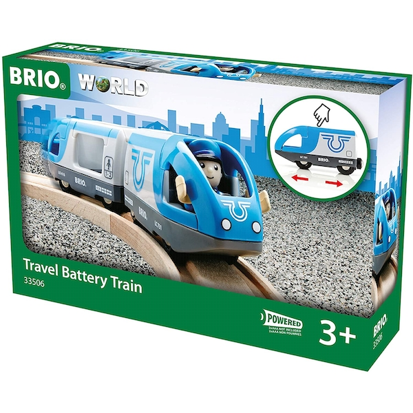 BRIO World - Travel Battery Train