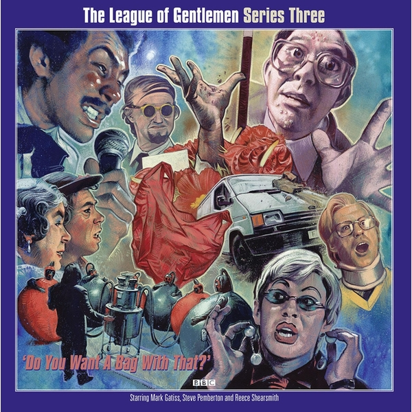 League Of Gentlemen - Series Three: Do You Want a Bad With That? Vinyl