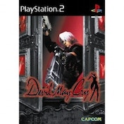 Devil May Cry Game PS2