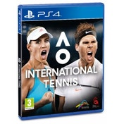 AO International Tennis PS4 Game