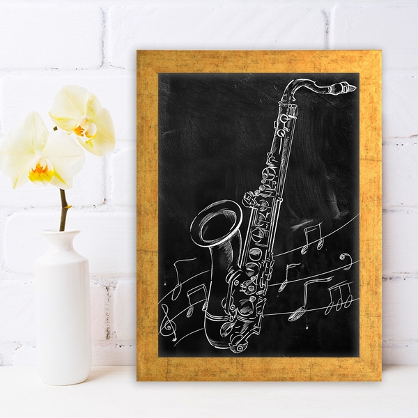 AC160599683 Multicolor Decorative Framed MDF Painting