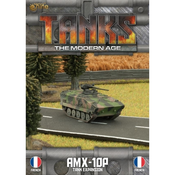 TANKS: The Modern Age French AMX-10