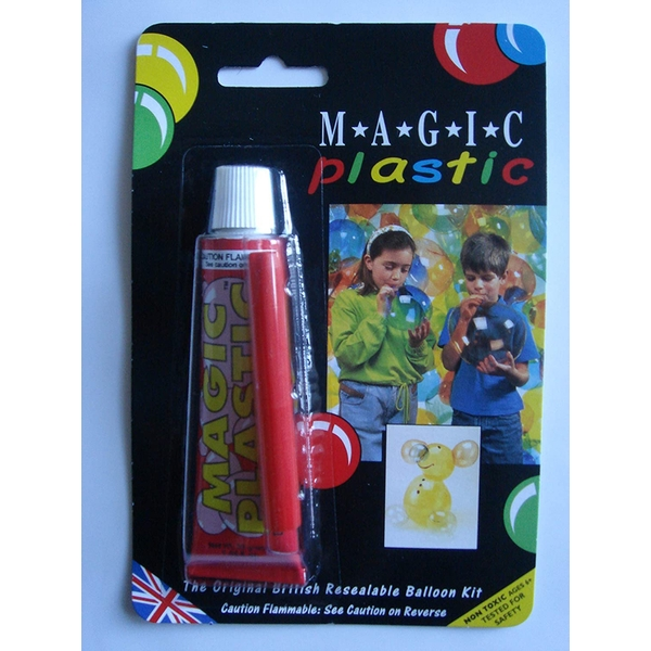 Magic Plastic Balloon Making Kit