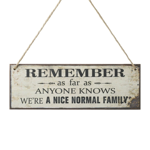 Remember Wooden Sign By Heaven Sends