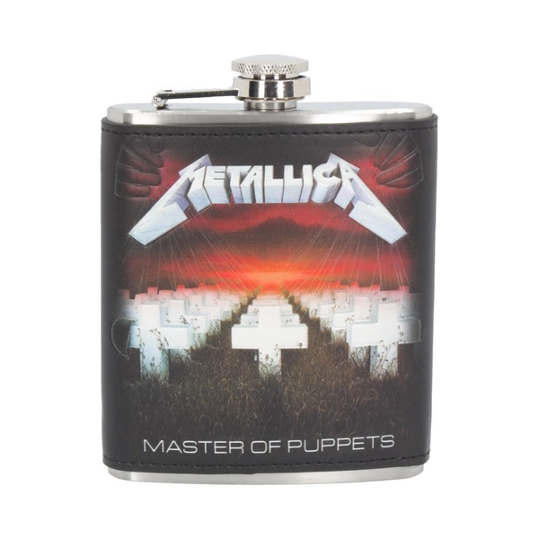 Master of Puppets (Metallica) Hip Flask