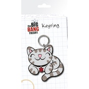 The Big Bang Theory Kitty Key Ring