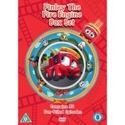 Finley The Fire Engine Vols. 1-3 DVD