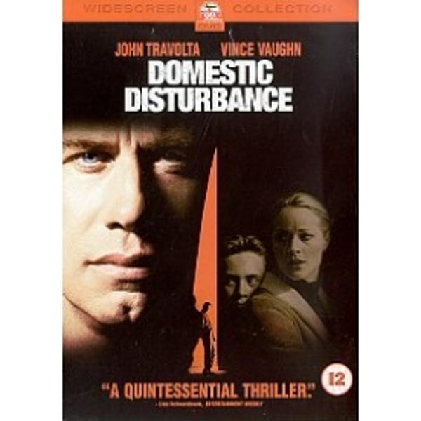 Domestic Disturbance DVD