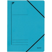 250 Sheets Carboard File Blue