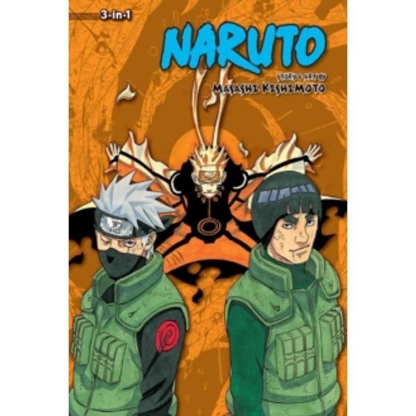Naruto (3-in-1 Edition), Vol. 21 : Includes Vols. 61, 62 & 63 : 21