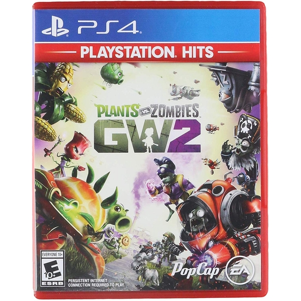Plants vs Zombies Garden Warfare 2 Game PS4 (PlayStation Hits)