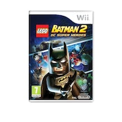 Lego Batman 2 DC Super Heroes Game Wii