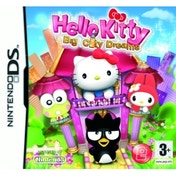 Hello Kitty Big City Dreams Game DS